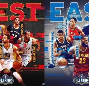 Sem Westbrook, NBA divulga titulares do All-Star Game 2017