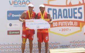 José Aldo e Isael Maroli ficaram com o segundo lugar (Foto: Renato Senna/Torcedores.com)