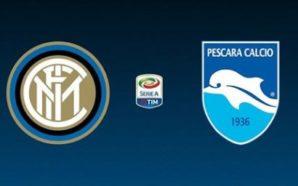 Inter de Milão x Pescara