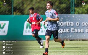 Atlético-MG treinamento