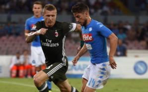 Milan x Napoli