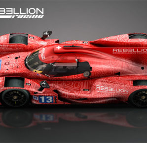 Foto: Rebellion Racing