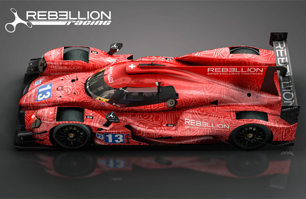 Foto: Rebellion Racing