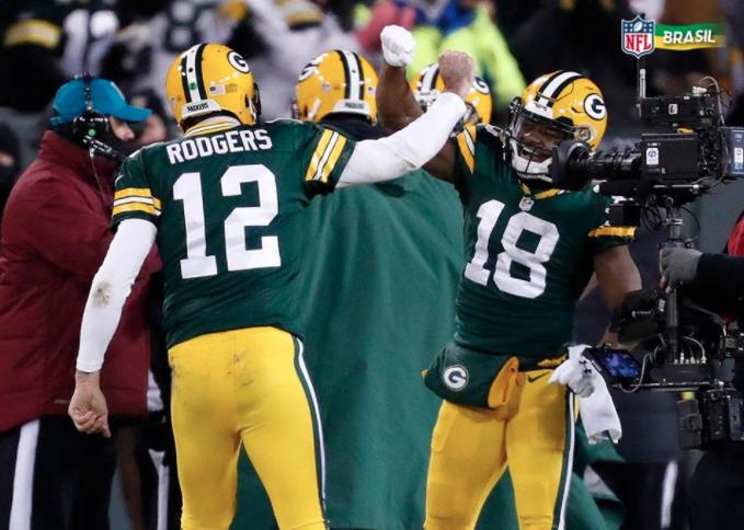 Playoffs da NFL: Confira os resultados dos jogos de Wild Card