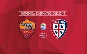 Roma x Cagliari