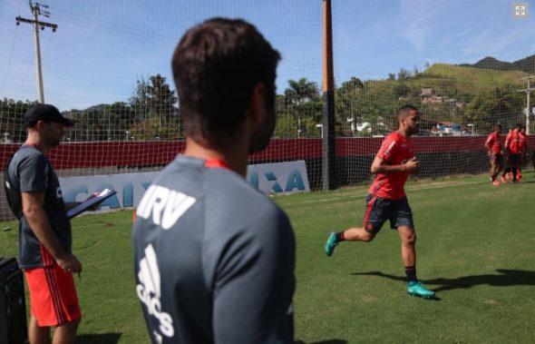 Romulo Flamengo Ninho