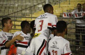 Sao Paulo x Genus 03.01 - Copa SP 2017.