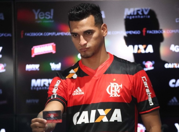 Trauco - Gilvan de Souza/Flamengo