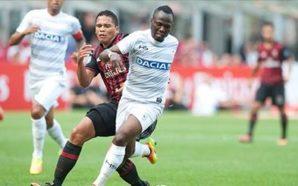 Udinese x Milan