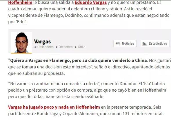 Vargas AS