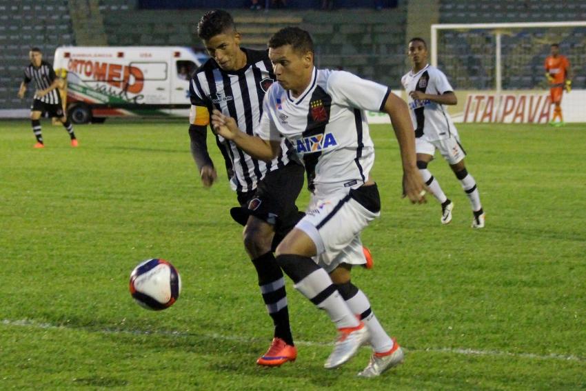 Botafogo-SP x Vasco