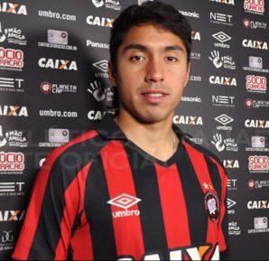 Crédito da imagem: Mauricio Mano/Site Oficial Atlético Paranaense
