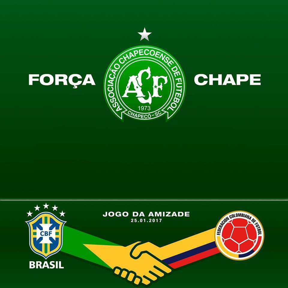 Brasil pega Colômbia em Jogo Beneficente no Engenhão