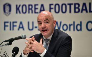 Reprodução/Facebook FIFA