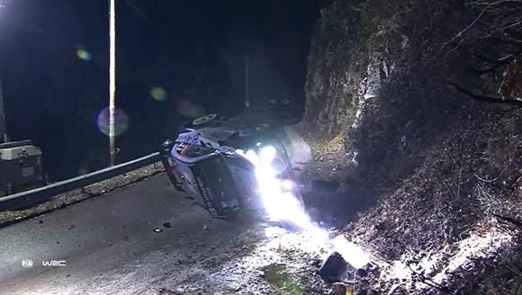 WRC: Despiste no Rali de Monte Carlo faz um morto