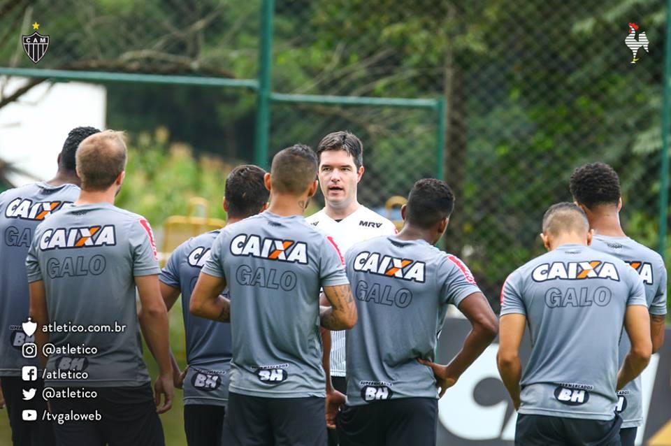 Atlético-MG estreia na Florida Cup