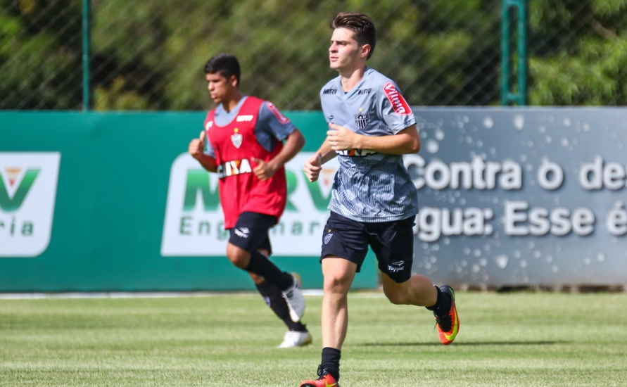 Base do Atlético-MG