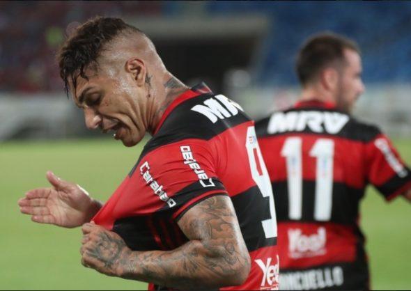 Guerrero - Foto: Gilvan de Souza/Flamengo