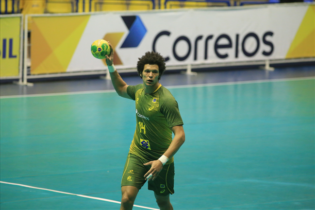 Crédito da foto: Divulgação/ Confederação Brasileira de Handebol (CBHb) - Site Oficial