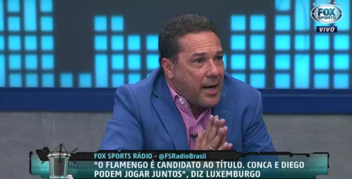 Berrío ou Vargas? Luxa surpreende ao escolher 'reforço de peso' no Flamengo