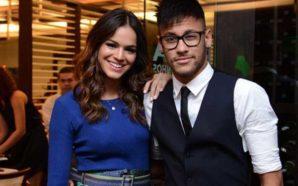 Atriz Bruna Marquezine e Neymar. Foto: TV Globo/Divulgação