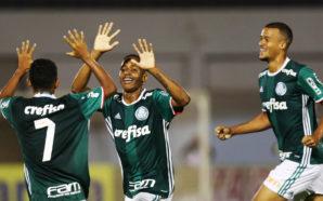 Palmeiras tem dia e horário de próximo jogo da Copinha confirmados