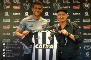 Rafael Moura Atlético-MG