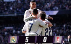 Reprodução/Twitter Real Madrid