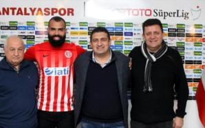 Divulgação/Site Oficial do Antalyaspor AS