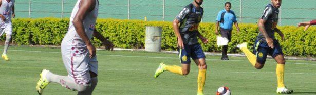 Bruno Sávio chegou ao Mirassol para a disputa do Campeonato Paulista