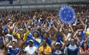Reprodução/Facebook oficial Cruzeiro Esporte Clube