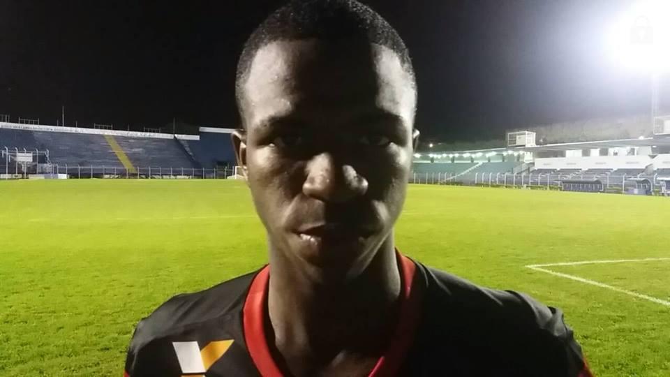 Vinícius Júnior, meia do Flamengo na Copinha