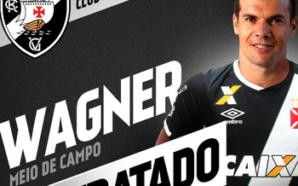 Reprodução / Twitter Oficial do Vasco