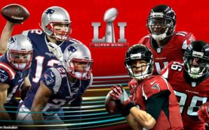 Atlanta Falcons x New England Patriots