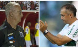Santos e Palmeiras