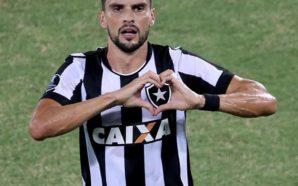 Crédito da foto: Reprodução\ Facebook oficial do Botafogo