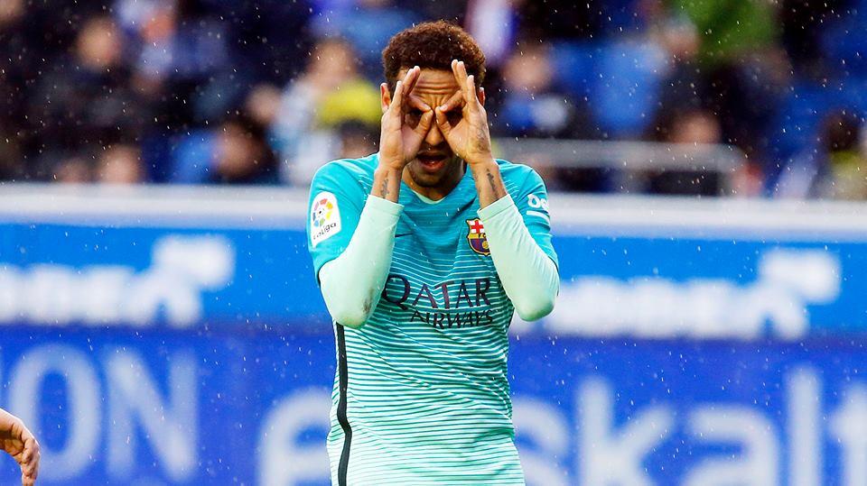 Manchester United deve oferecer 200 milhões de euros por Neymar