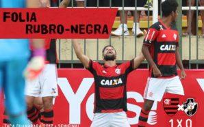 Crédito da foto: Reprodução\ Facebook oficial do Flamengo