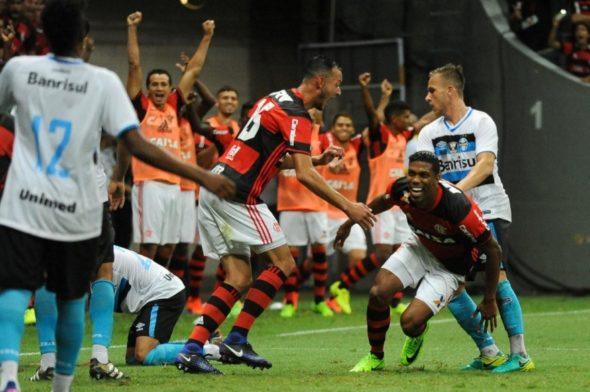 Staff Imagens/Flamengo