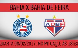 Bahia x Bahia de Feira