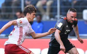 Bayern x Hamburgo