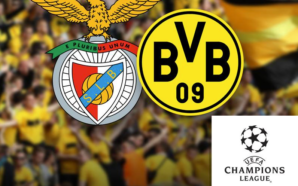 Benfica x Borussia Dortmund