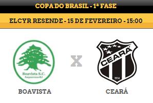 Boavista x Ceará