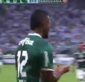 Palmeiras 4 x 1 Ferroviária