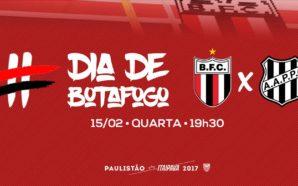 Foto: Reprodução/Facebook oficial do Botafogo-SP
