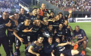 Crédito da foto: Reprodução / Twitter oficial do Botafogo