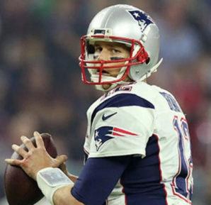 Crédito da foto:  Twitter Tom Brady oficial