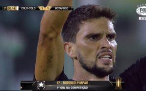 Colo Colo x Botafogo - Rodrigo Pimpão