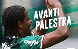 Foto: Reprodução/ Twitter Oficial do Palmeiras