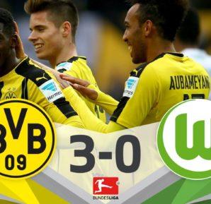 Dortmund x Wolfsburg